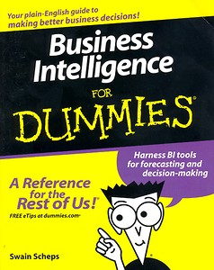 Business Intelligence for Dummies (Engels)