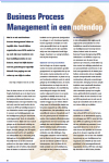 Business Process Management in een notendop