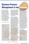 Business Process Management in een notendop