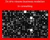 Drie nieuwe business modellen in consulting