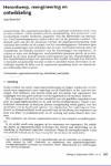 Herontwerp, reengineering en ontwikkeling