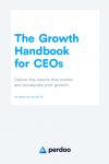 Het Groei-handboek voor CEO's (Engelstalig)