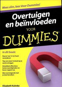 overtuigen-en-beinvloeden-voor-dummies