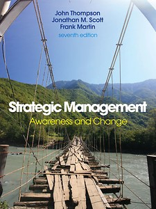 Strategic Management - Awareness & Change (Engels)