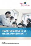 Transformaties in de verzekeringsmarkt
